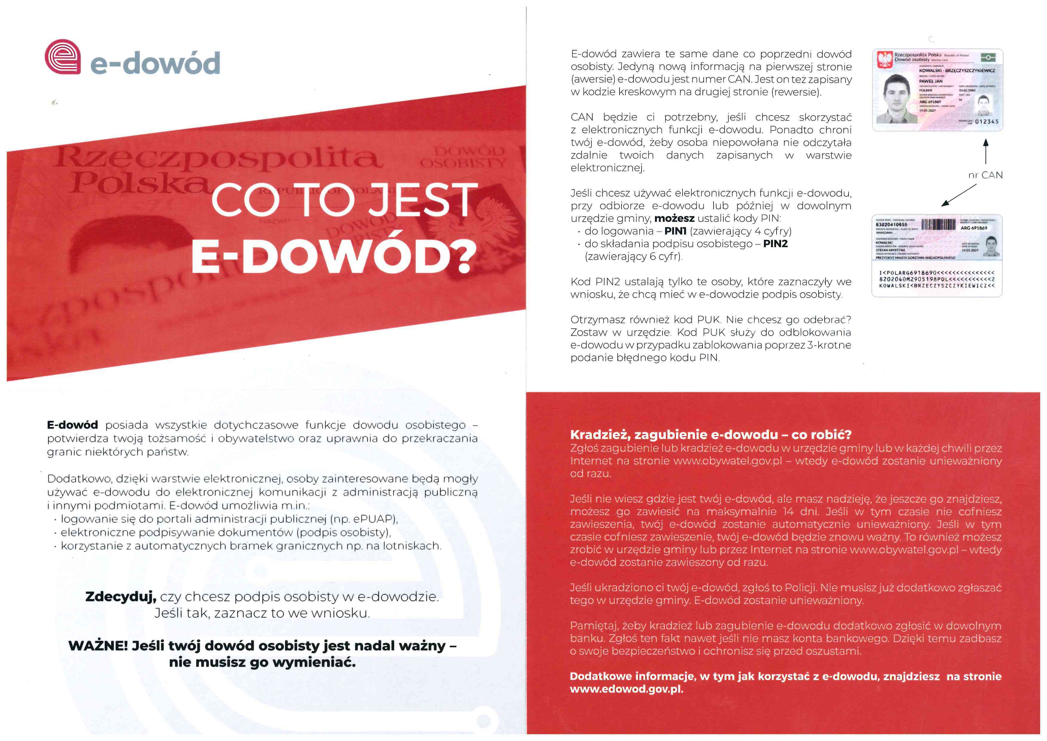 ulotka-eDowód